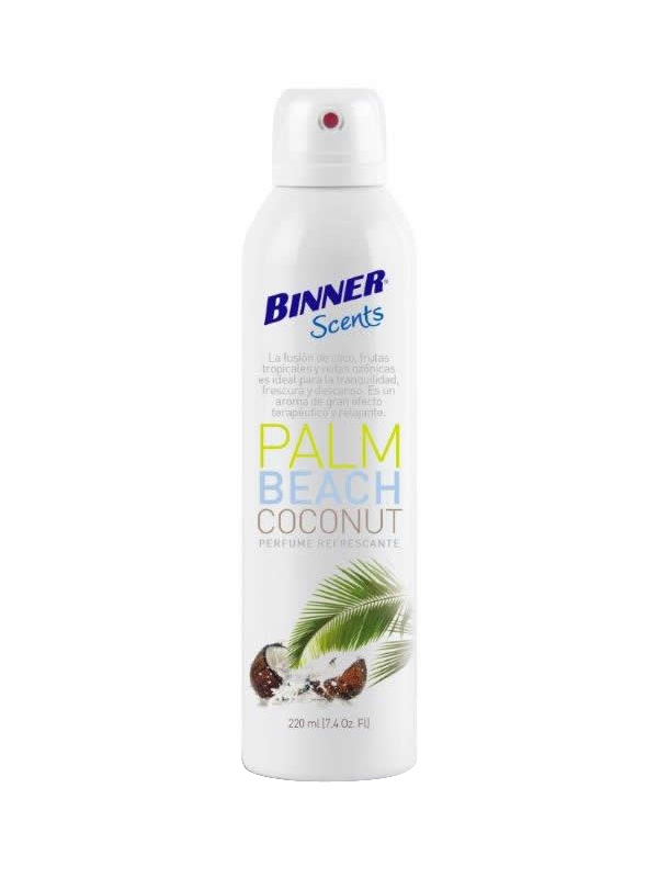 Ambientador Binner Scents Palm Beach Coconut 220 Ml