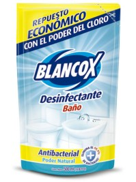 Desinfectante Baño Doypack Poder Natural, Blancox 500 Ml